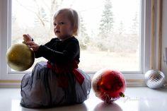 Christmas Ornaments  Baby Girl