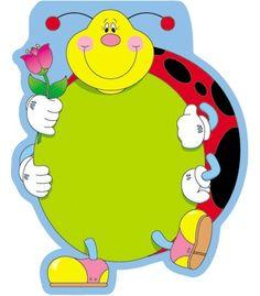 Ladybug Notepad - Carson Dellosa Publishing Education Supplies #CDWishList Baby Ladybug, School Labels, Carson Dellosa, Preschool Printables, Room Themes, Pet Store, Classroom Decor, Clipart, Cartoon Characters