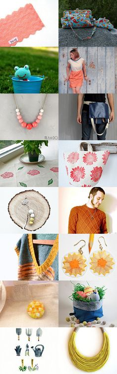 it is nice outside by walter on Etsy #walmat Pinned+with+TreasuryPin.com