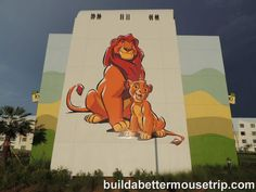 Simba & Mufasa Sketch Pad adorns one of the buildings at Disney's Art of Animation Resort Disney Value Resorts, Disney Trips, Walt Disney, Disney Art Of Animation, Best Mouse, Florida Resorts, Sketch Pad, World Of Sports, Wedding Portraits