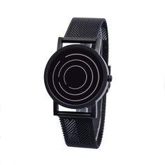 Free Time Watch - Black