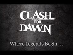 CLASH FOR DAWN - Gameplay Trailer - iOS / Android