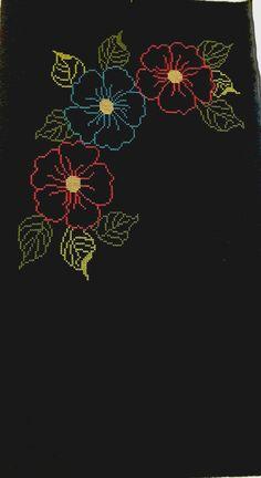 Seccade Modelleri - #Modelleri #Seccade - #seccadeler #seccade  #kabe #namaz  #seccade #modelleri #trend #muslim #muslüman Cross Stitch Borders, Cross Stitch Flowers, Cross Stitching, Cross Stitch Embroidery, Hand Embroidery, Embroidery Designs, Weaving Patterns, Broderie Bargello, Cross Stitch Patterns