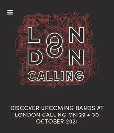 London Calling, Amsterdam, Calm, October