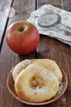 Sweet Recipes, Vegan Recipes, Cooking Recipes, Beignets, Food C, Food Humor, Vegan Sweets, Fritters, Cookies