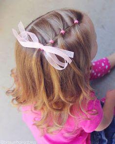 Peinados rápidos y bonitos para niñas en solo unos minutos ~ Manoslindas.com
