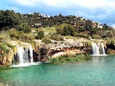 Natural Park Lagunas de Ruidera, Ciudad Real Province. Spain Natural Park, Spain And Portugal, Top Destinations, Natural Wonders, Places To Visit, River, Landscape, City, Nature