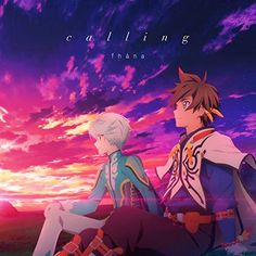 "Download TV Anime ""Tales of Zestiria the X"" Ending Theme Single fhána - calling"