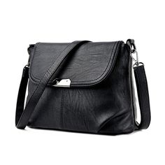 Cheap bag women handbag, Buy Quality leather shoulder bag directly from China women handbags Suppliers: 2017 Hot Sale Women Messager Bags High Quality PU Leather Shoulder Bag Mom Causal Crossbody Bags Women Handbags Bolsas Black Leather Tote Bag, Leather Crossbody Bag, Leather Shoulder Bag, Leather Handbags, Pu Leather, Shoulder Bags, Womens Messenger Bag, Small Crossbody Bag, Black Cross Body Bag