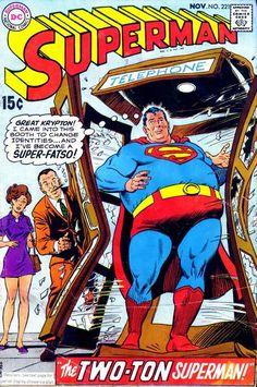 Superman #221 DC Comics