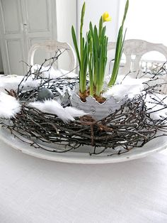 L a n t l i f: Påsk kransen Terrarium, Lent, Easter Ideas, Country Life, Spring, Flowers, Shabby, Holidays, Summer