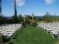 Kyle + Casey's wedding ceremony and reception at the Landmark Resort in Egg Harbor, WI #Fun Door County Wedding Receptions