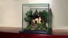 Diorama - Miniatura - Castelo / Castle / Castillo