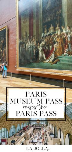 Paris Pass - Which one should you get? Save here to learn at La Jolla Mom Disneyland California, Disneyland Paris, Southern California, Paris Travel, France Travel, City Pass, Museum, Travel Cards, Visit France