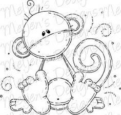 Monkey Toes