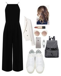 Designer Clothes, Shoes & Bags for Women Kpop Fashion Outfits, Girls Fashion Clothes, Winter Fashion Outfits, Edgy Outfits, Cute Casual Outfits, Pretty Outfits, Girl Outfits, Everyday Outfits, Aesthetic Clothes