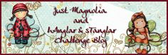 Just Magnolia and hÄnglar & stÄnglar Challenge Blog #challenge #cards