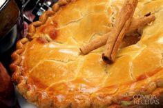 Receita de Torta de frango maravilha - Comida e Receitas