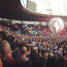 Coldplay Live In Zurich