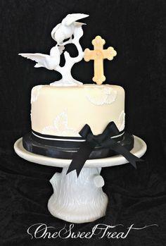 Doves Wedding Cake