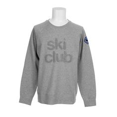 Sweat BLACK CROWS x COLETTE SKI CLUB Sweat