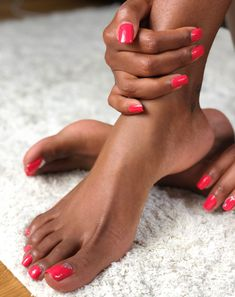 Image may contain: one or more people and closeup Pretty Toe Nails, Cute Toe Nails, Pretty Toes, Nice Toes, Different Color Nails, Foot Pics, Feet Nails, Beautiful Toes, Manicure And Pedicure