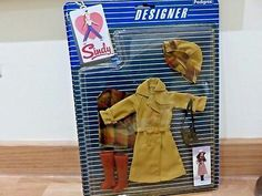 1980s Pedigree Designs Sindy 43023 Rainy Days outfit mint never out of packet  £32.00