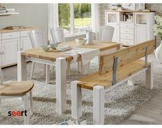 Stół sosnowy Marco 140x90cm