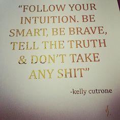 Love Kelly Cutrone