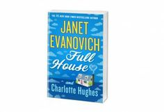 Full House by Janet Evanovich. Hot reads for cold nights. I Love Books, My Books, Janet Evanovich, Tv Show Music, Full House, Romance Novels, Literature, Tv Shows, Author
