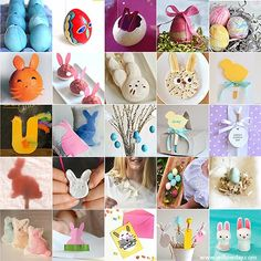 Easter Inspiration: 25 Easter Ideas | willowday: