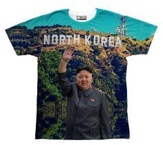 North Korea Men's Tee