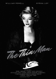 Myrna Loy | The Thin Man