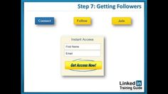 How To Get Followers - LinkedIn Marketing Made Easy - http://marketer.life/linkedin-training/linkedin-marketing-made-easy-howto-get-followers/