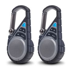 Ion Audio Clipster Outdoor Bluetooth Speakers