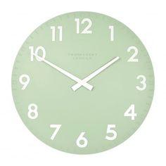 "Thomas Kent Clocks Camden 20"" Wall Clock - Mint"