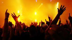 Muziek festivals Bron: qwallpapers.net
