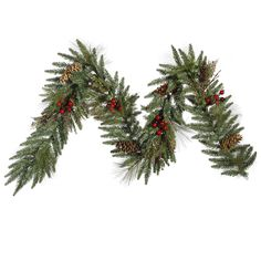 1.2' Vickerman S103414 Regal Mix Pine - Green