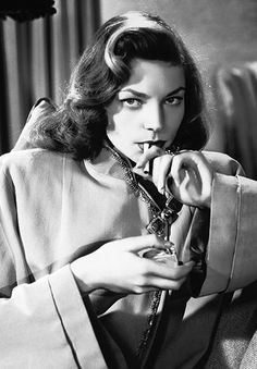 Lauren Bacall in Dark Passage, 1947