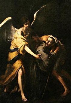 Saint John of God, par Bartolomé Esteban Murillo