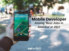Best Jobs in America Track with ECPI University's Degree Programs