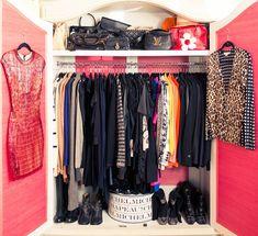 Miranda Kerr Closet