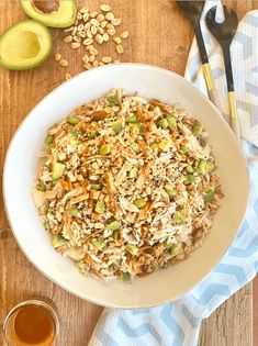 Thai Crunch Salad - Kelsey Nixon Appetizer Salads, Dinner Salads, Appetizers, Homemade Dressing Recipe, Thai Crunch Salad, Asian Chopped Salad, Salad Kits, Asian Recipes, Ethnic Recipes