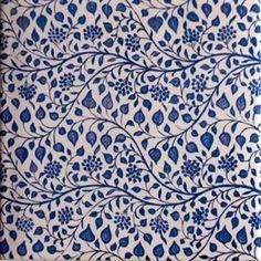 Tile Inspired by Garden Designer Gertrude Jekyll