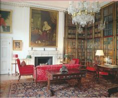 Apsley House library, London