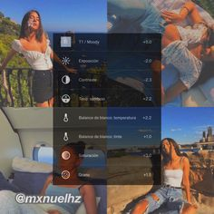 Vsco Pictures, Editing Pictures, Photography Filters, Photography Editing, Fotografia Vsco, Best Vsco Filters, Aesthetic Filter, Photo Editing Vsco, Insta Photo Ideas