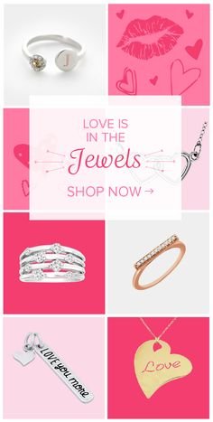 Shop jewelry for yourself or significant other for Valentine's Day! #scottsmarketplace