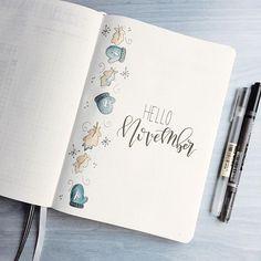 November hello page