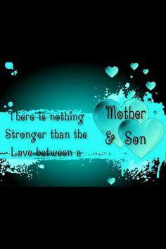 Mother n son .......❤️true❤️ 5.4.2015