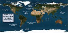 Fukushima's Radioactive Ocean Water Arrives At West Coast   LiveScience